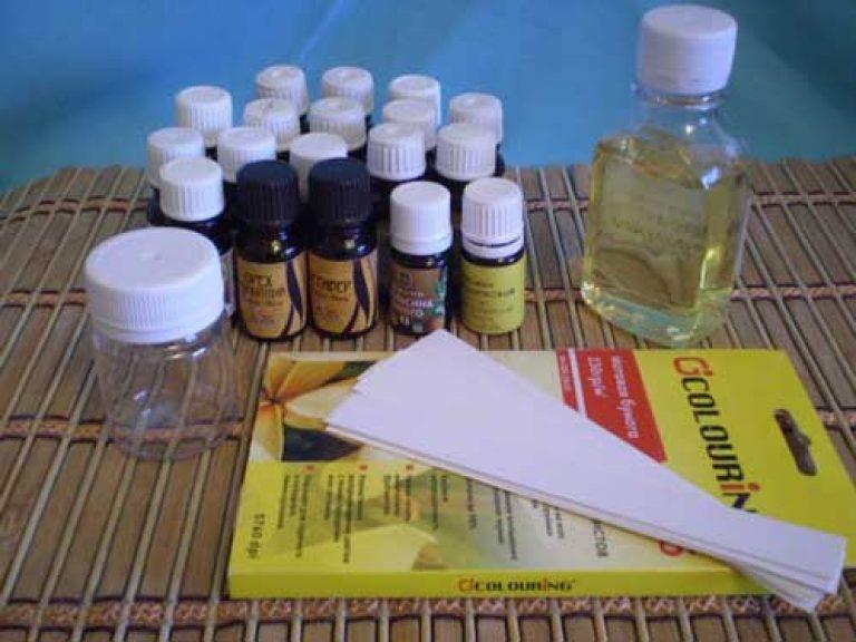 Как сделать духи в домашних условиях рецепт