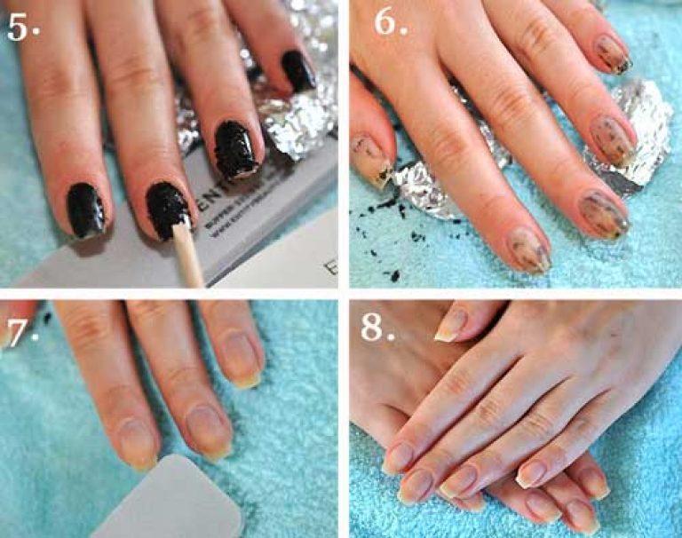 Дизайн ногтей гель-лак в домашних условиях