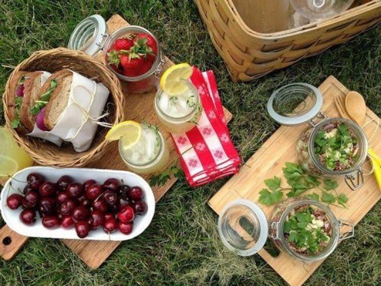 Пошаговые рецепты с для пикника