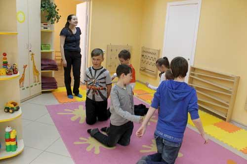 игры на знакомства для детей видео