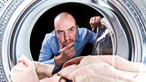 Запах канализации из стиральной машины