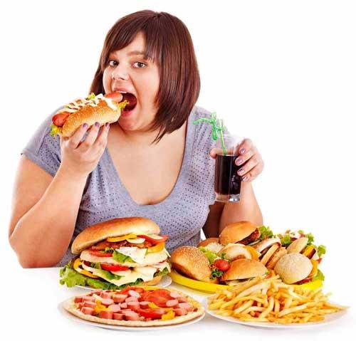 Вредные продукты в питание мужчин