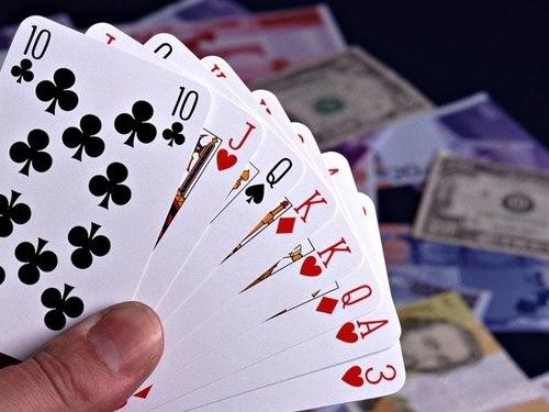 на как триньку играть картах в