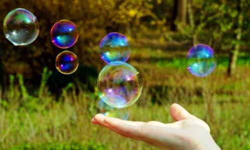 Рецепт больших мыльных пузырей с глицерином