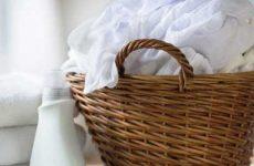 Полиняла белая вещь: как отбелить в домашних условиях?