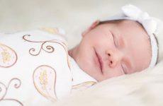 Виды и способы пеленания новорожденного ребенка