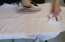 Как погладить рубашку с длинным рукавом быстро и правильно?
