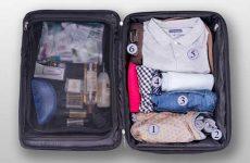 Как правильно и компактно упаковать вещи в чемодан чтобы все поместилось?