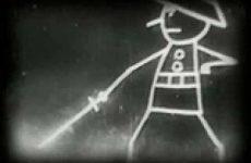 Как называется самый первый мультфильм в мире и когда он вышел?