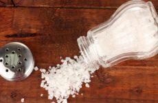 Что делать если просыпал соль на стол и на пол: значение приметы для незамужней девушки