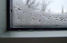 Почему потеют пластиковые окна изнутри в квартире и как это устранить?