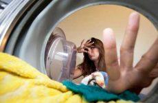 Как почистить стиральную машину автомат от запаха?