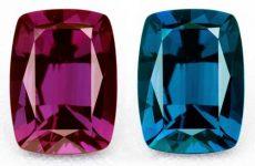 Описание камня александрит и магические свойства: значение для человека