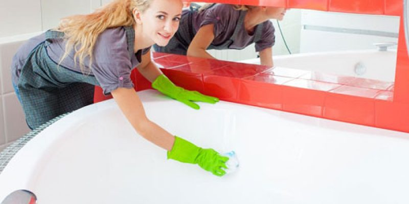 Как почистить акриловую ванну в домашних условиях, рекомендации по уходу за ней с помощью подручных и покупных средств