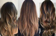 Техника окрашивания волос балаяж, ее отличие от других видов и преимущества