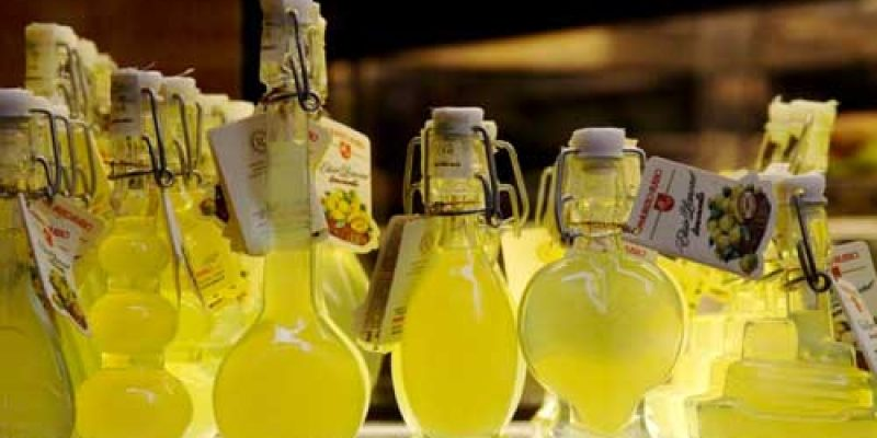 Ликер лимончелло: как пить дома?