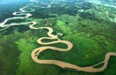 Самая длинная река в России и в мире