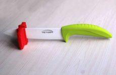 Как наточить керамический нож в домашних условиях?