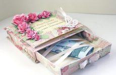 Как необычно и оригинально подарить деньги на свадьбу молодоженам: идеи
