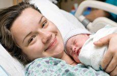 Первые дни после родов: питание роженицы