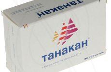 Дешевые аналоги и заменители препарата танакан: список с ценами
