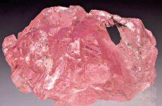 Описание камня кунцит и магические свойства: значение для человека