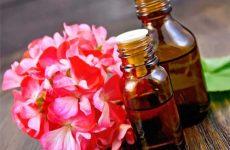 Полезные свойства масла герани