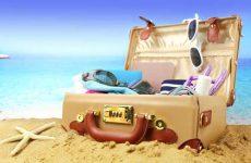 Полный список вещей в отпуск на море для девушки