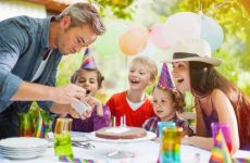 Где справить день рождения ребенка?
