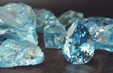 Описание камня аквамарин и магические свойства: значение для человека