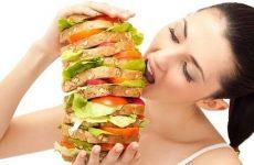 Как снизить аппетит у взрослого?