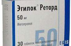 Дешевые аналоги и заменители препарата эгилок: список с ценами