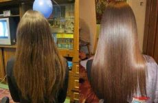 Ламинирование волос в домашних условиях желатином