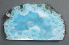 Описание камня ларимар и магические свойства: значение для человека