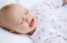 Причины, по которым ребенок плохо спит ночью