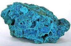 Описание камня хризоколла и магические свойства: значение для человека
