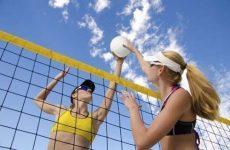Как научиться играть в пляжный волейбол: краткие правила для начинающих