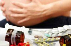 Антибиотики разрешенные при беременности: 1 триместр