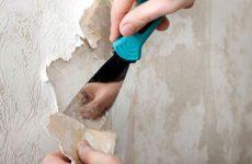 Как легко снять старые обои со стен: жидкие, флизелиновые,  виниловые, моющиеся и другие?