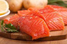Список жирных сортов морской и речной рыбы