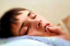 Скрежет зубами во сне у взрослых и детей: причины