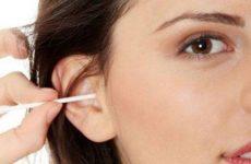 Как человеку чистить уши в домашних условиях?