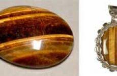 Описание камня и магические свойства тигрового глаза: значение для человека